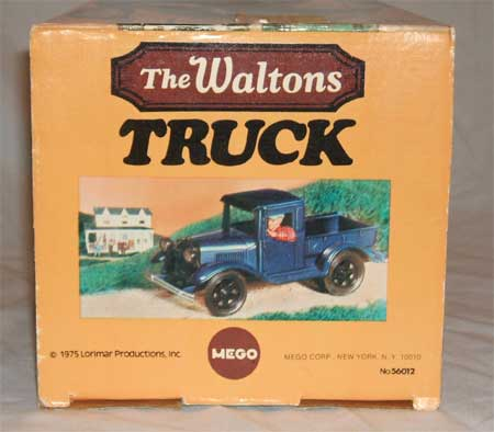 Waltons Truck Box Side