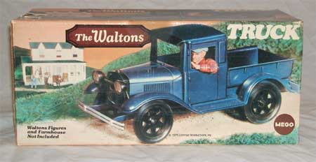 Waltons Truck Box Front