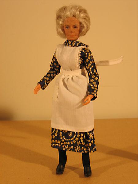 1975 Waltons Grandma doll