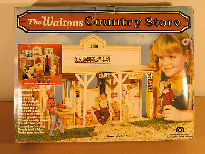 1975 Waltons General Store by Mego