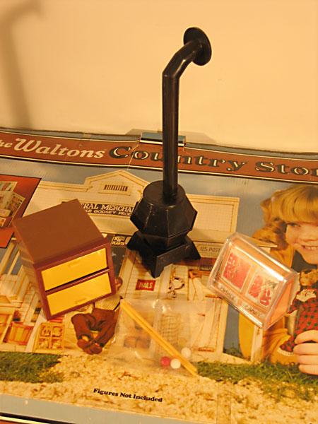 Waltons store parts