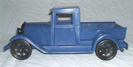 Waltons Truck Side