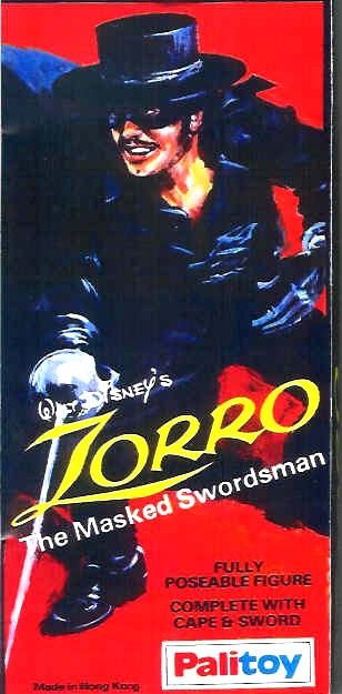 Mego Zorro