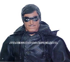 beautiful Mego Zorro Figure