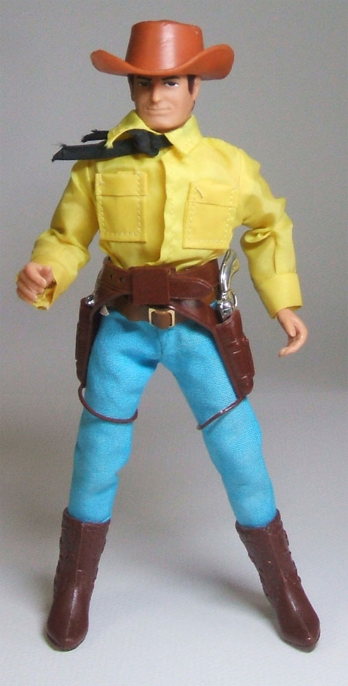 Tex Willer Accessory Check Mego Museum