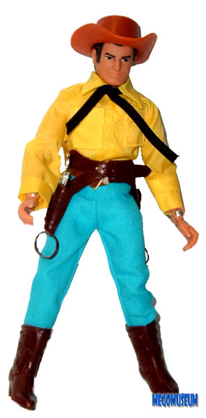 Mego Tex Willer is the most difficult figure in the line to find