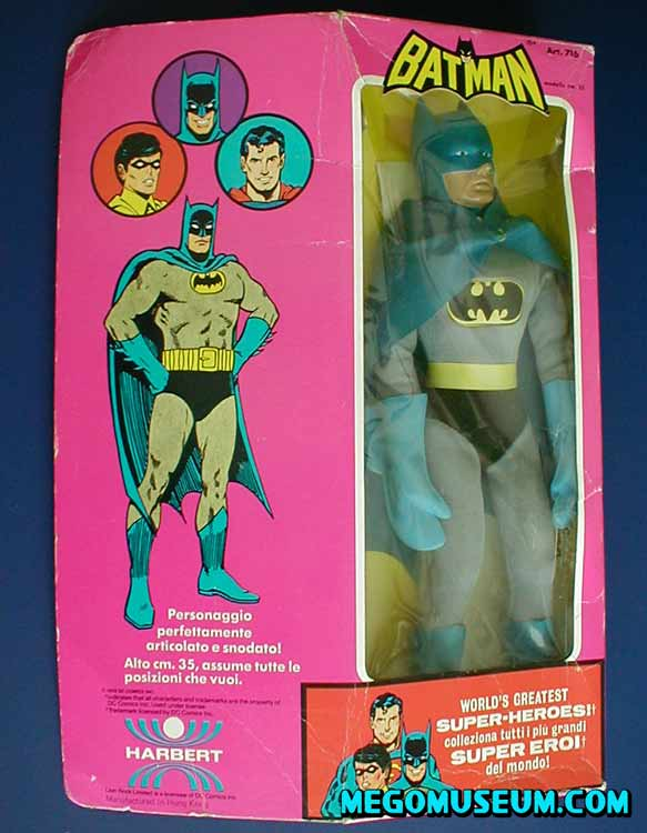 12 inch Batman Harbert