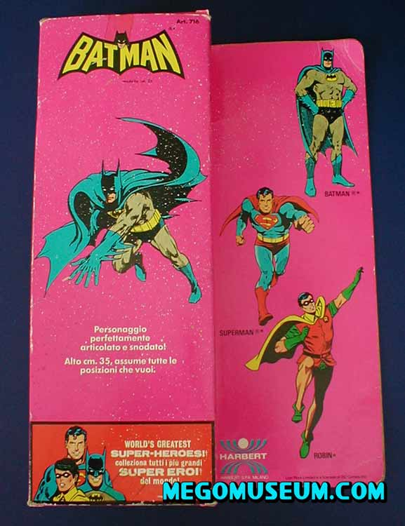 12 inch Batman from harbert