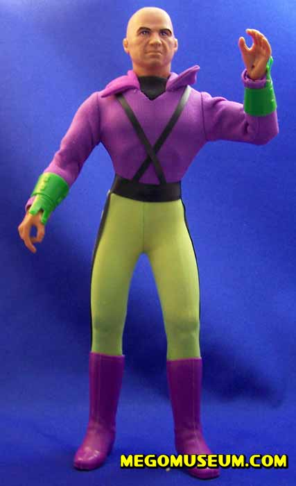 lex luthor mego 12 inch figures gallery