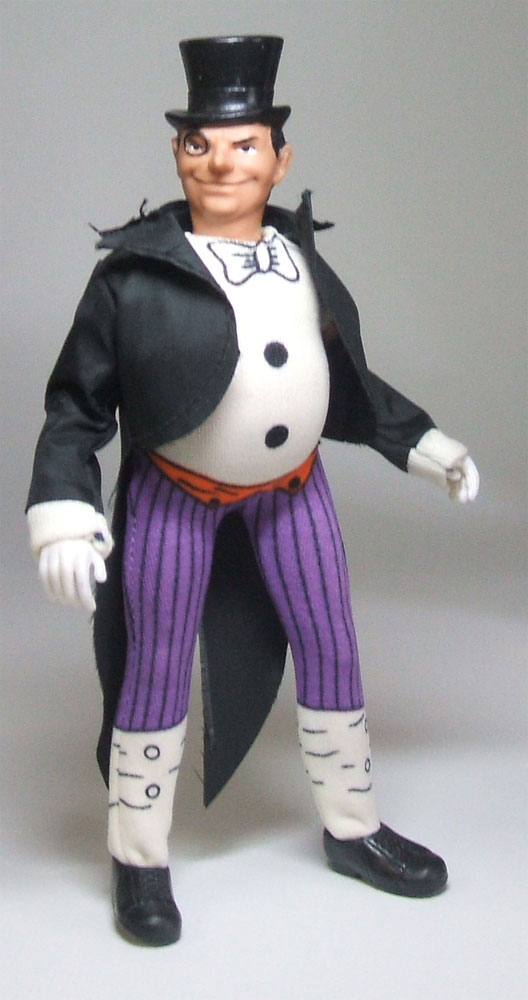 Penguin Mego doll