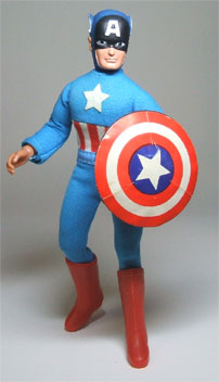 Loose Captain America