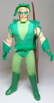 Loose Green Arrow