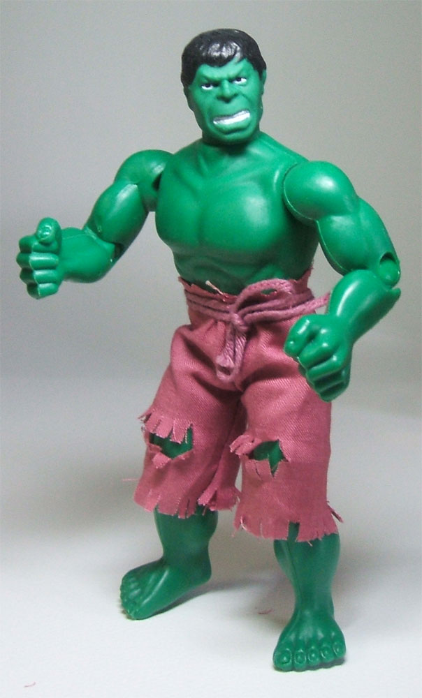 Hulk Mego Museum Galleries