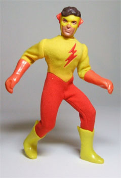 Loose Kid Flash