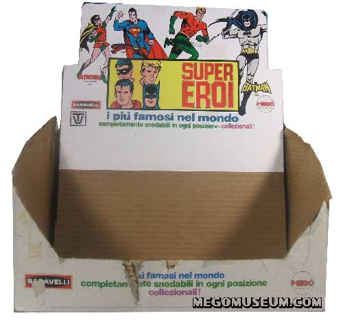 mego display box