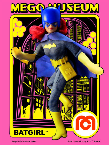 Mego Batgirl