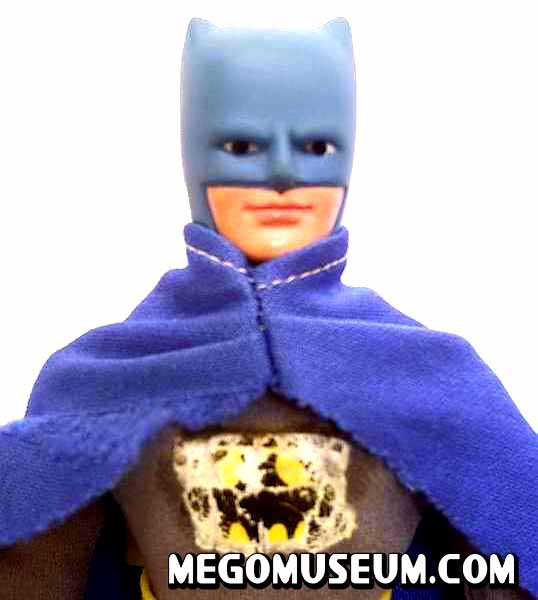Meg Batman from South America