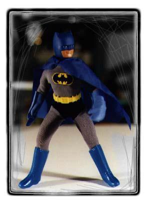 The 1997 Mego Museum Batman Picture