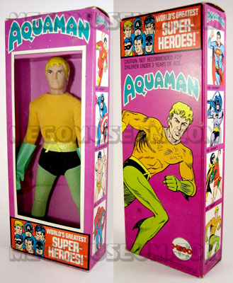 1974 Mego Aquaman MIB