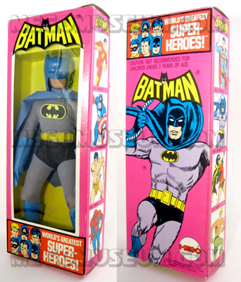 1974 Batman Mego MIB