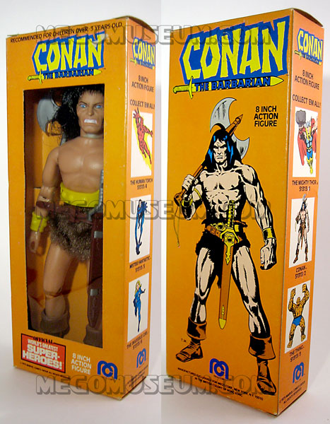 Conan Mego Box MIB
