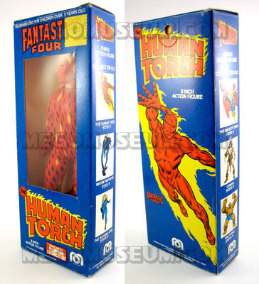 Human Torch Mego Museum Galleries