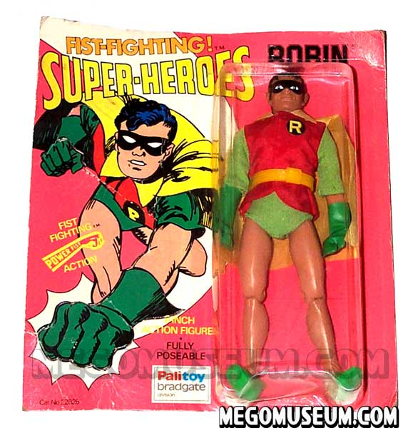 Palitoy Fist Fighter Robin MOC