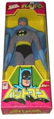 Popy Japanese Batman Mego