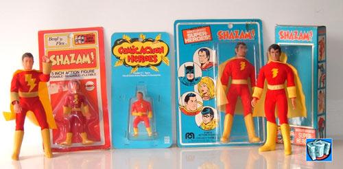 Shazam mego toys