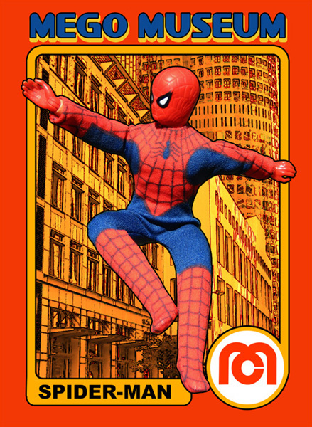 Mego Spiderman