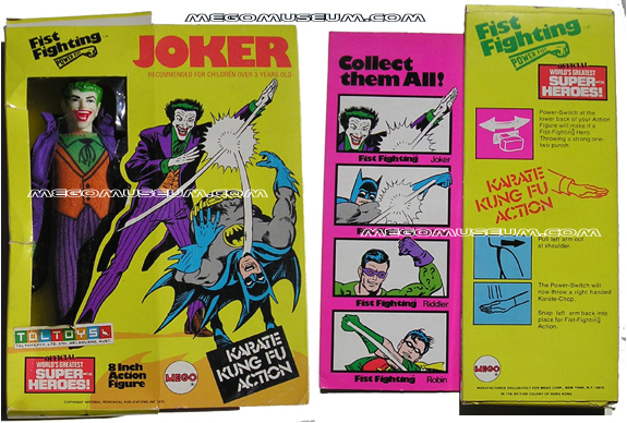 Toltoys Autralia Joker Fist Fighter