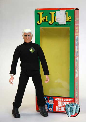 Mego Jet Jungle MIB