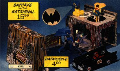 Batcave Playset Wgsh Gallery Mego Museum