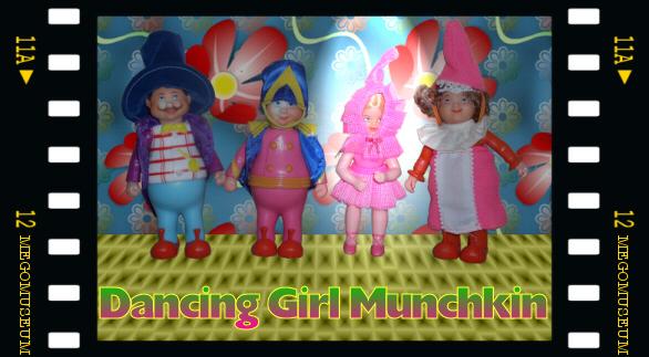 The Munchkin Dancing Girl