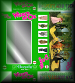 "Dorothy Box Variant One (""Plain Green"")"