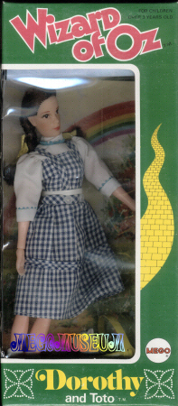 Dorothy and Toto mint-in-box