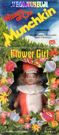 Flower Girl mint-in-box