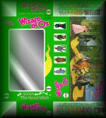 "Glinda Box Variant Two (""Yellow Brick Road"")"