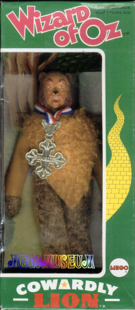Cowardly Lion mint-in-box