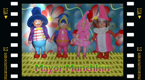 The Munchkin Mayor