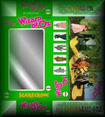 "Scarecrow Box Variant One (""Plain Green"")"
