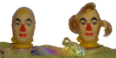 The Scarecrow's Head Variants