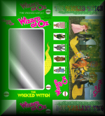 """Wicked Witch Box Variant Two (""""Yellow Brick Road"""")"""
