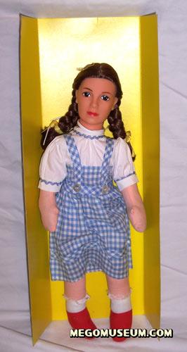 Mego Dorothy Plush Toy