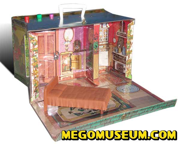 munchin land play set by Mego