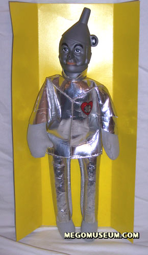 Mego Tin Man Plush