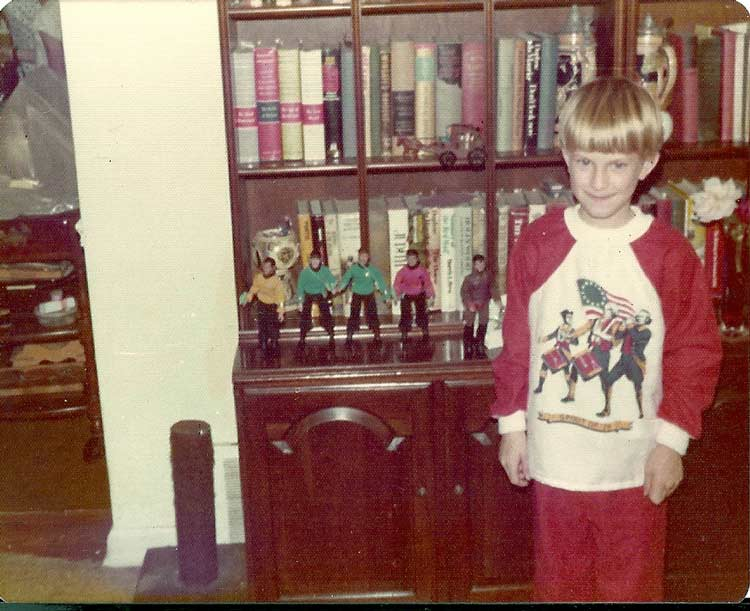 Vintage Mego picture from 1976