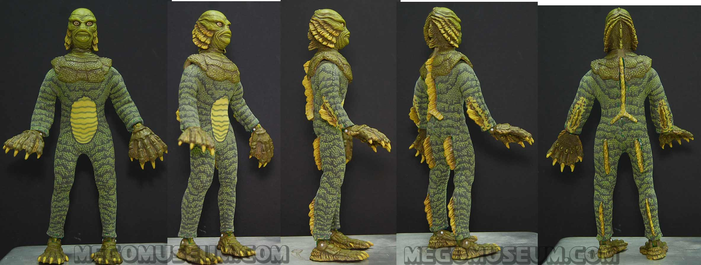 The Creature from the Black Lagoon: 360 | Mego Museum