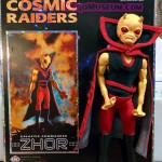 "Heroes in Action announces the Cosmic Raiders, an action figure line based on the Tomland Toys ""Star Raiders"""