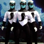 Sea Ghost - 3 Prototypes